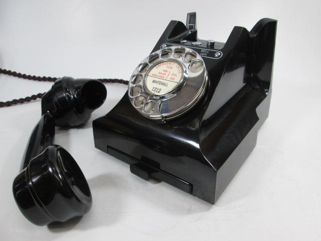 Vintage GPO Telephones- 300 series